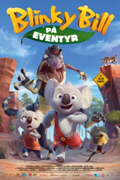 Blinky Bill - På eventyr