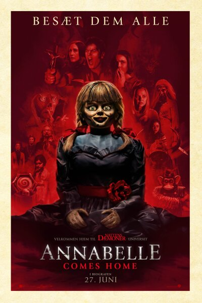 RatPac-Dune Entertainment - Annabelle Comes Home