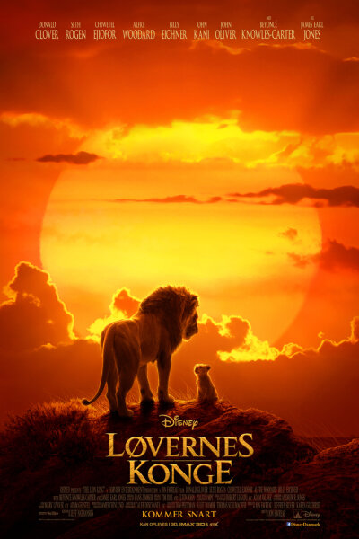 Walt Disney Pictures - Løvernes konge - 2D
