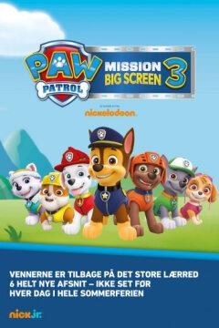 Paw Patrol: Mission Big Screen 3