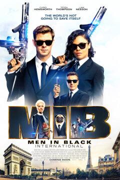 Men in Black: International 3D