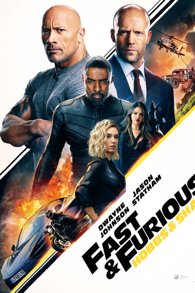 Universal Pictures - Fast & Furious: Hobbs and Shaw