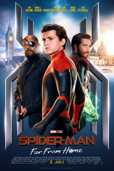 Pascal Pictures - Spider-Man: Far From Home - 3D