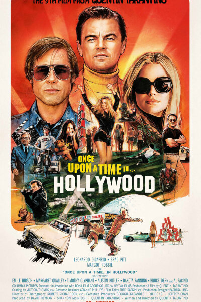 Bona Film Group - Once Upon a Time... in Hollywood