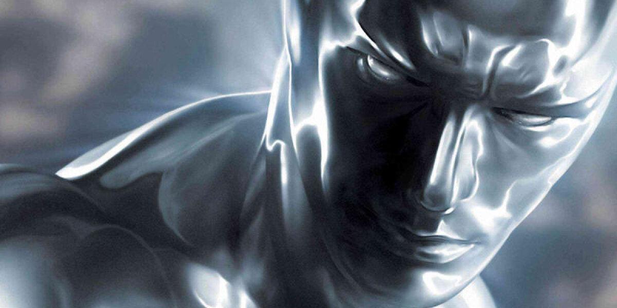 Dune Entertainment - Fantastic Four: Rise of the Silver Surfer