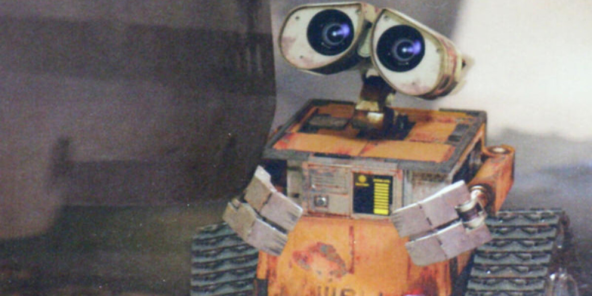 Walt Disney Pictures - WALL-E (org. version)