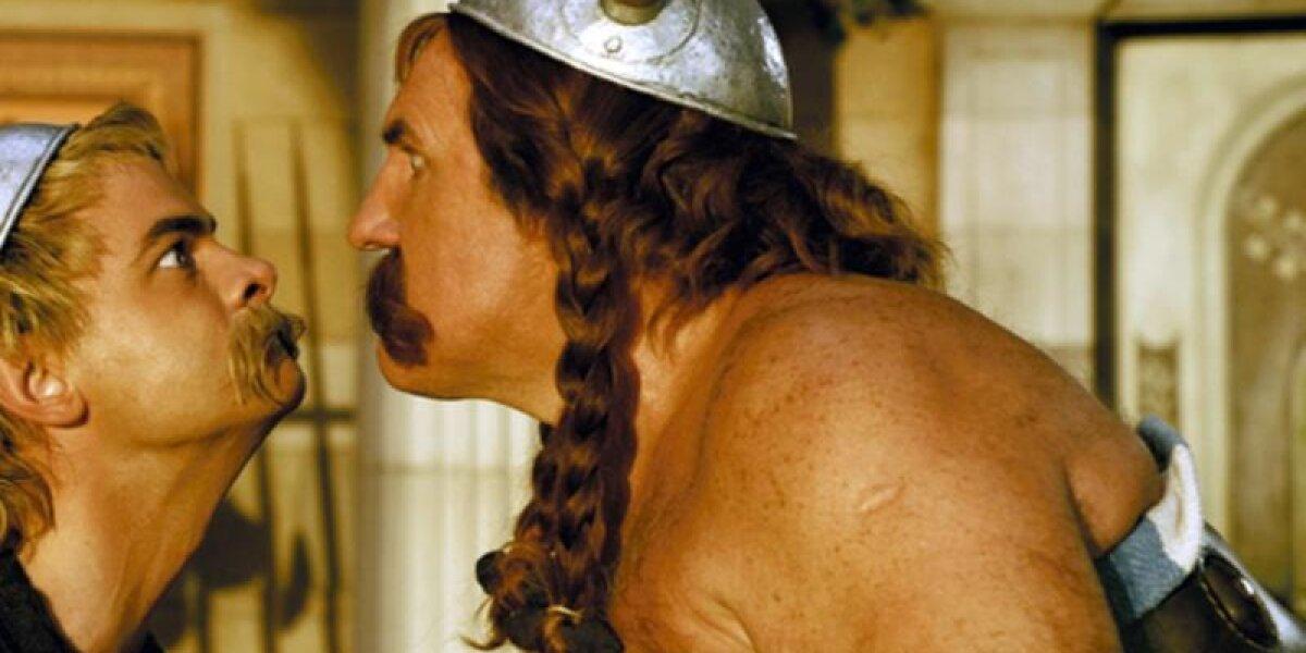 Pathé - Asterix og De Olympiske Lege