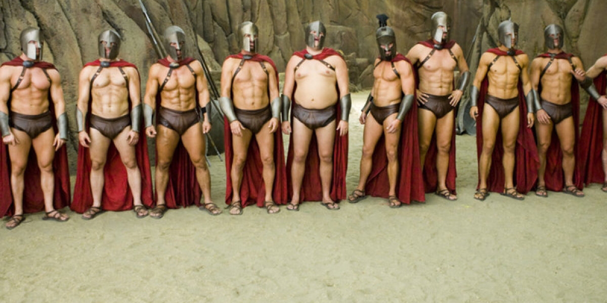 New Regency Pictures - Meet the Spartans