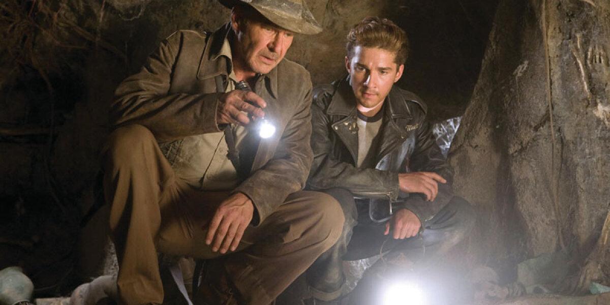 Paramount Pictures - Indiana Jones og Krystalkraniets Kongerige