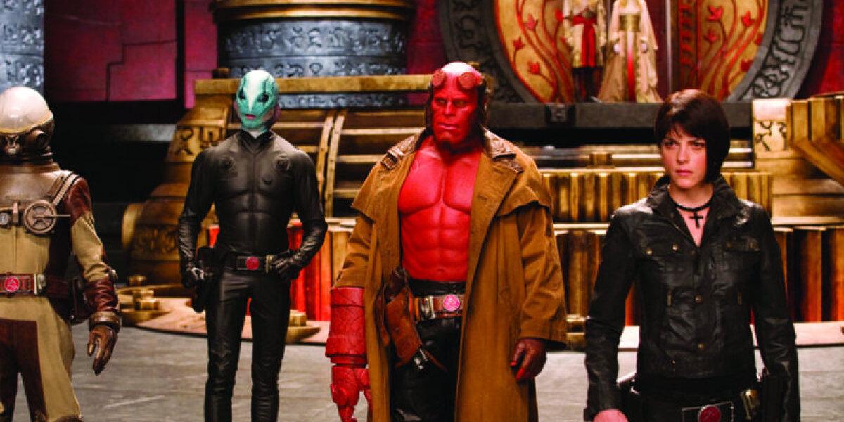 Universal Pictures - Hellboy 2: The Golden Army