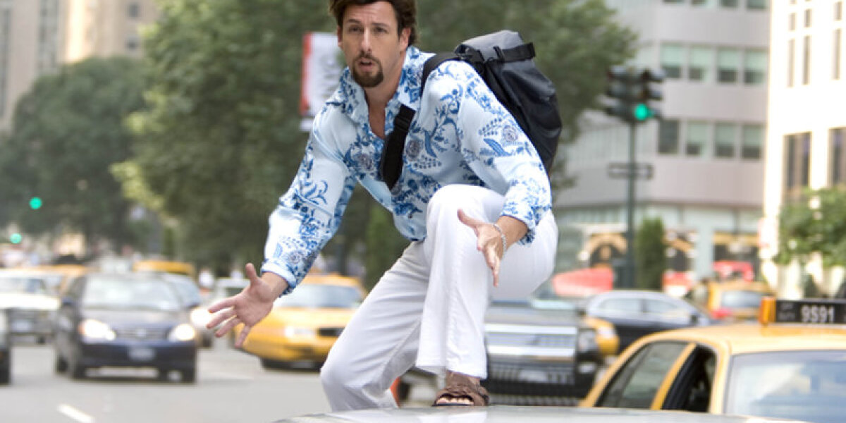 Happy Madison Productions - Zohan