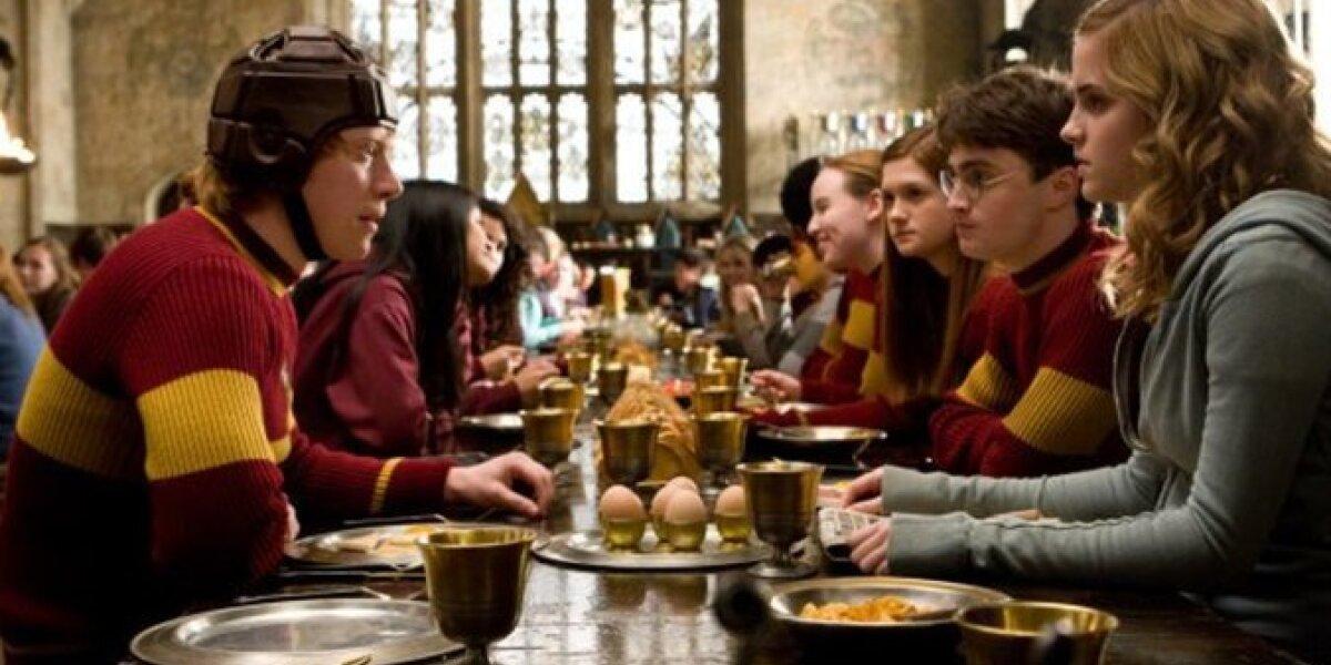 Heyday Films - Harry Potter og halvblodsprinsen