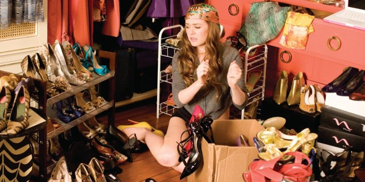 Jerry Bruckheimer Films - Confessions of a Shopaholic