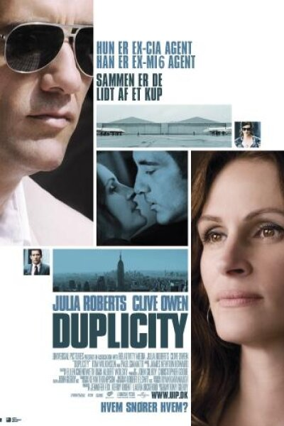 Laura Bickford Productions - Duplicity
