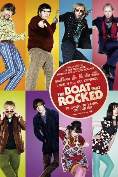 Working Title Films - The Boat That Rocked