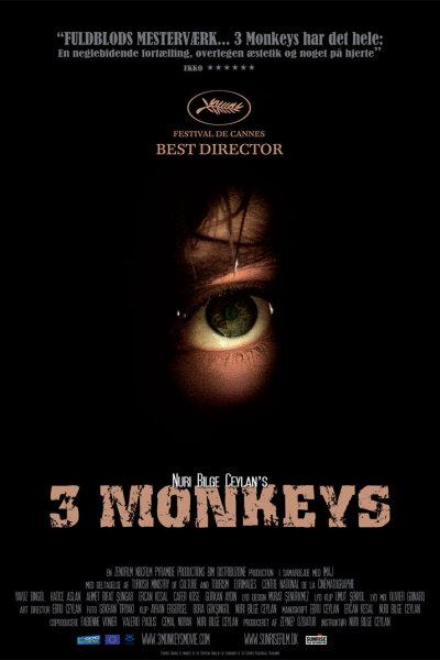 Zeynofilm - 3 Monkeys