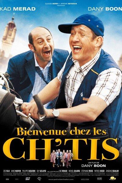 Pathé Renn Productions - Velkommen til Ch'tis