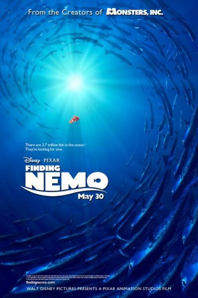 Pixar Animation Studios - Find Nemo