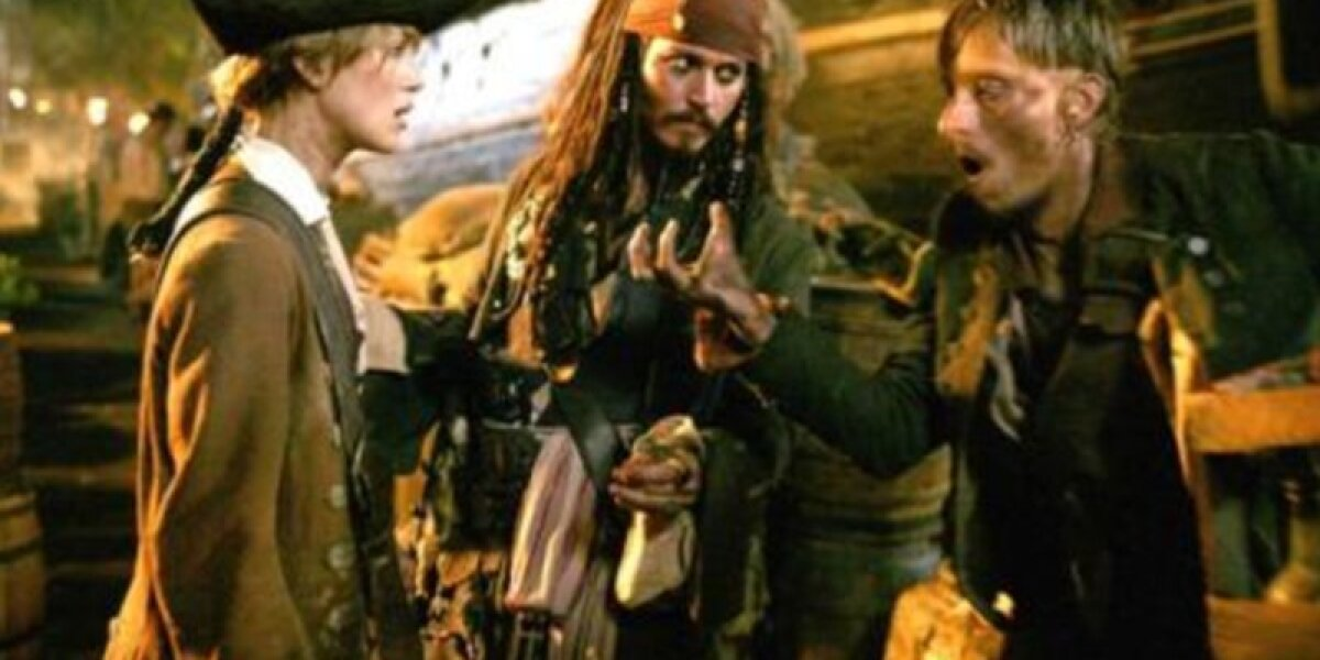 Jerry Bruckheimer Films - Pirates of the Caribbean: Død mands kiste