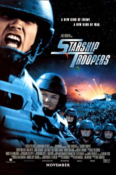 TriStar Pictures - Starship Troopers