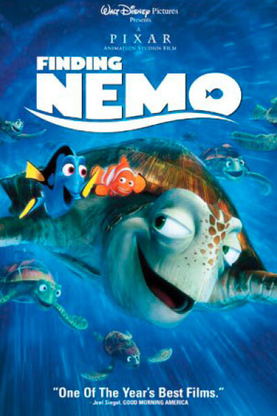 Pixar Animation Studios - Find Nemo (org. version)