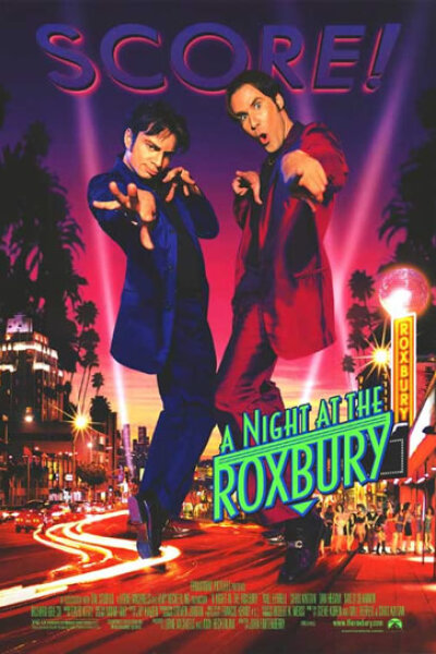 Paramount Pictures - A Night at the Roxbury