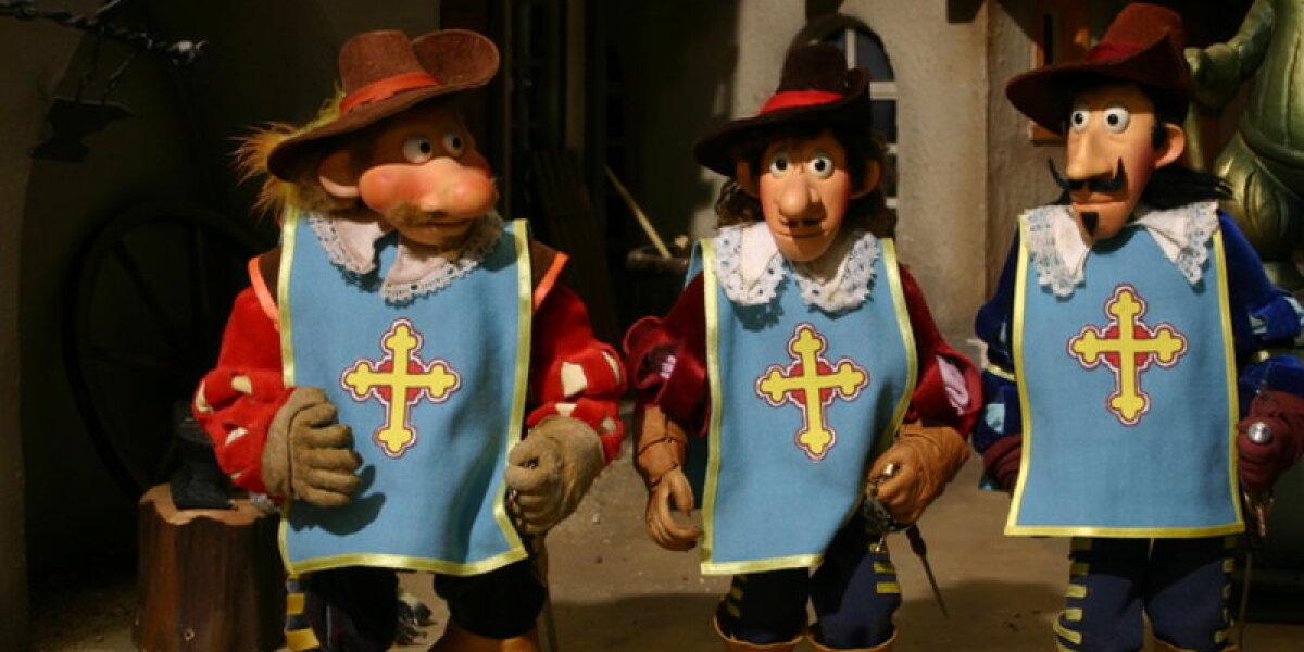 Zentropa - De tre musketerer