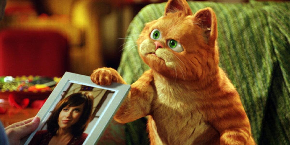Davis Entertainment - Garfield 2