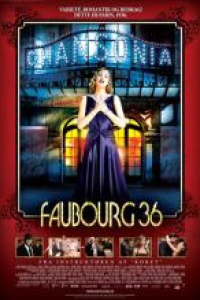 Constantin Film Produktion - Faubourg 36