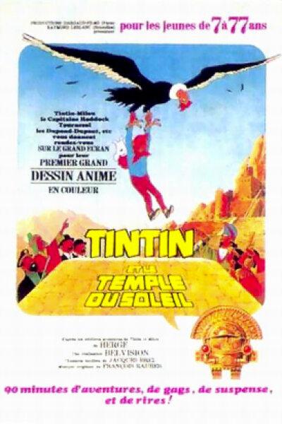 Belvision - Tintin i Soltemplet