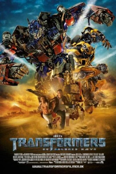 Paramount Pictures - Transformers: De Faldnes Hævn