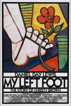 Min venstre fod