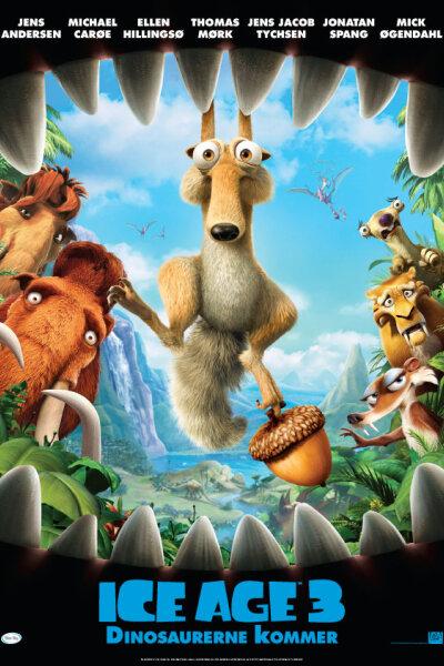 Blue Sky Studios - Ice Age 3: Dinosaurerne kommer