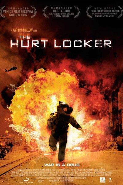 Grosvenor Park Media - The Hurt Locker