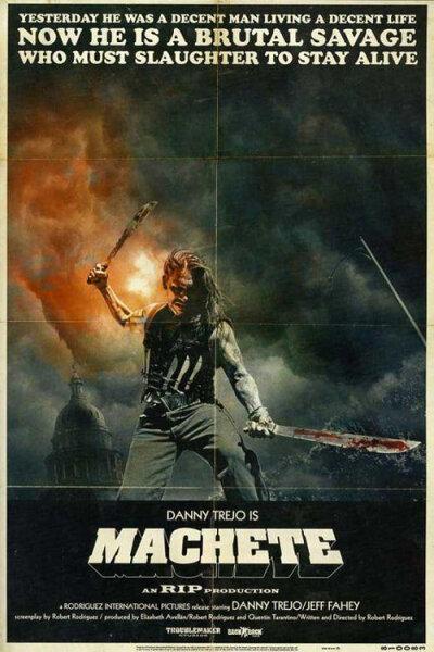 Overnight Films - Machete