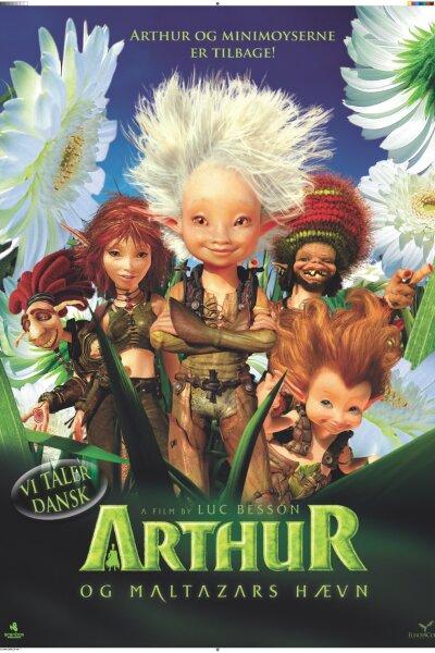 Avalanche Productions - Arthur og Maltazars hævn