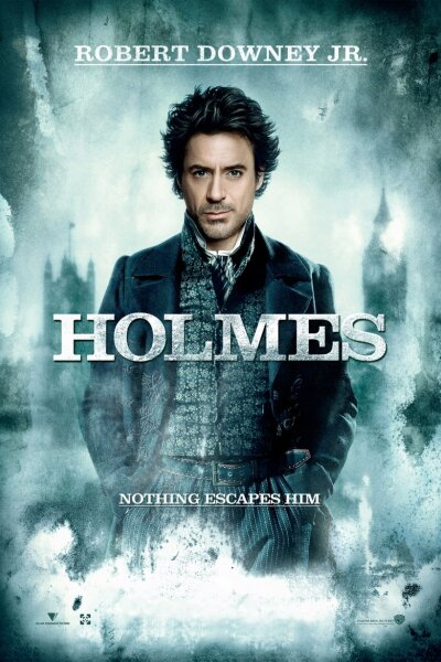 Silver Pictures - Sherlock Holmes