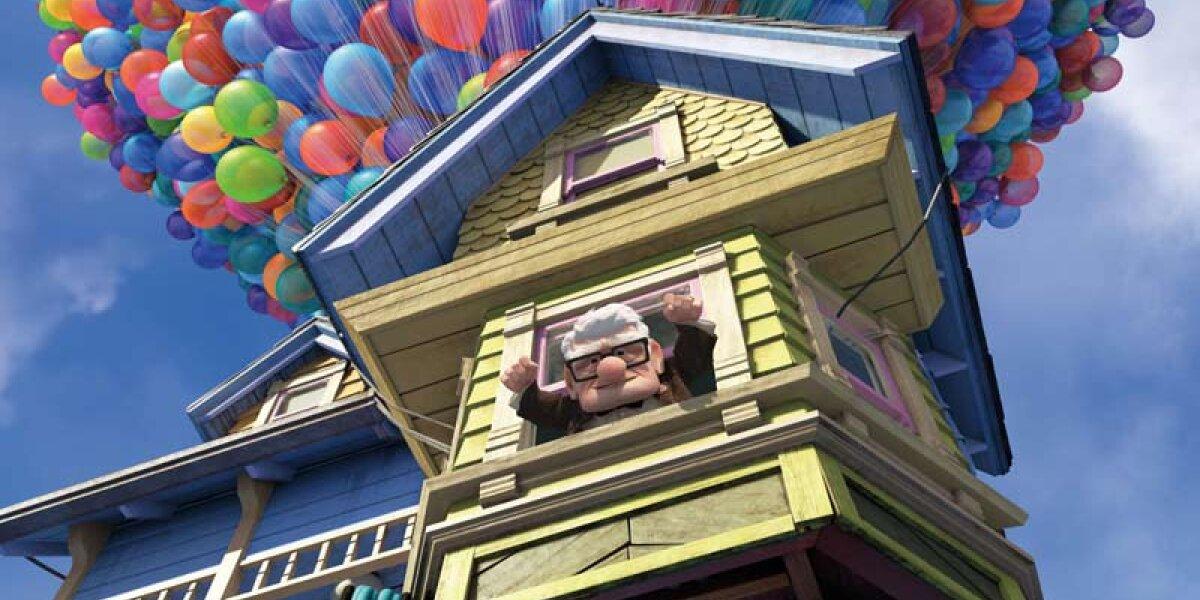 Pixar Animation Studios - Op