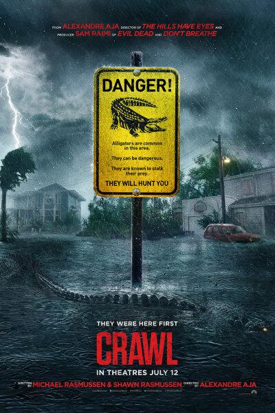 Raimi Productions - Crawl