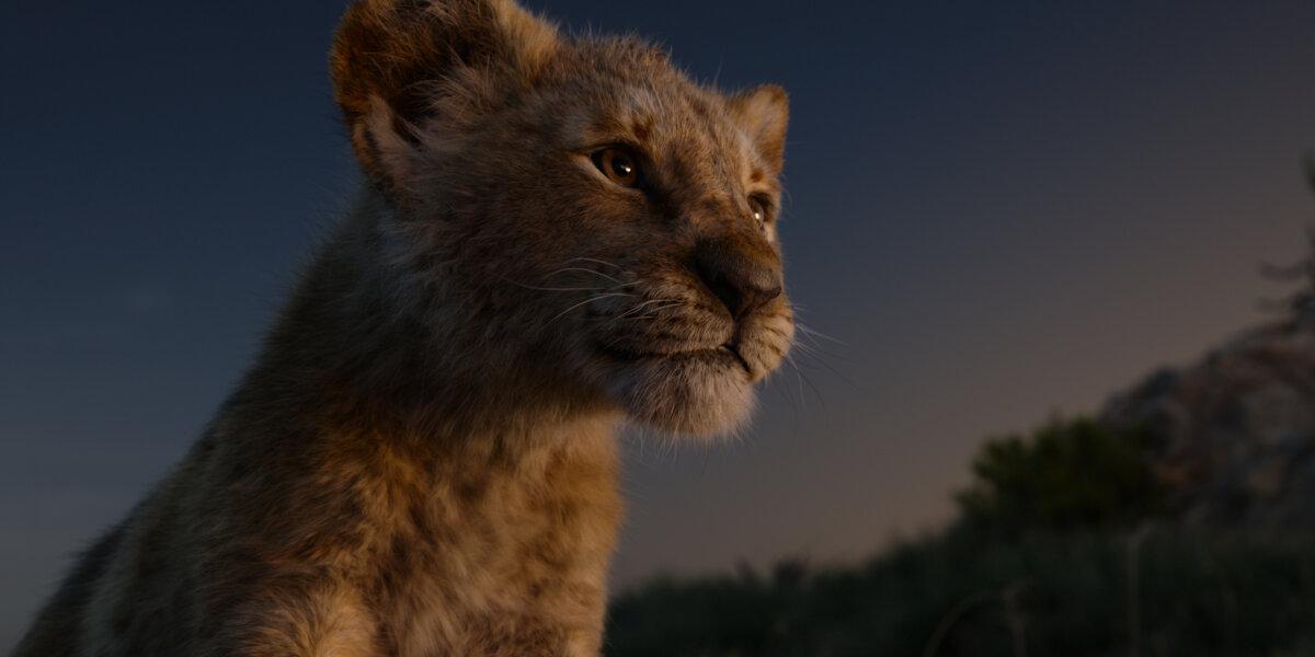 Walt Disney Pictures - Løvernes konge - 3D