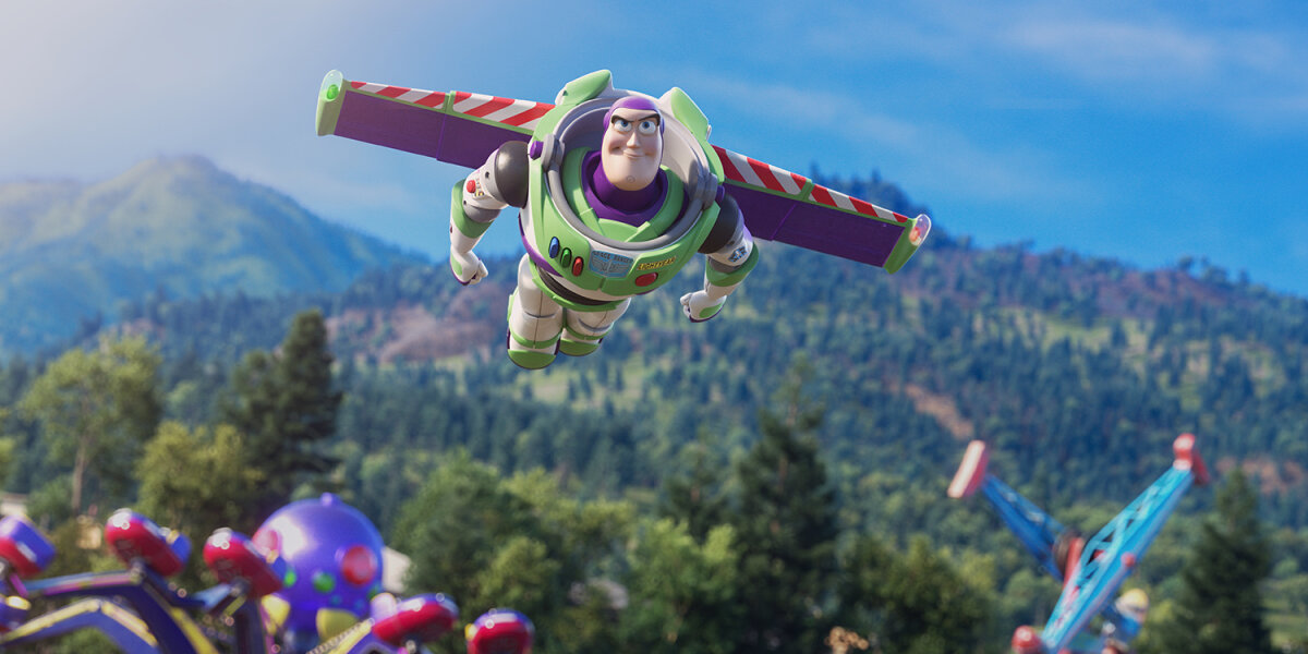Walt Disney Pictures - Toy Story 4 - 2D