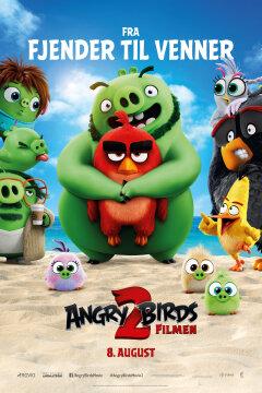 Angry Birds 2 filmen - 3D