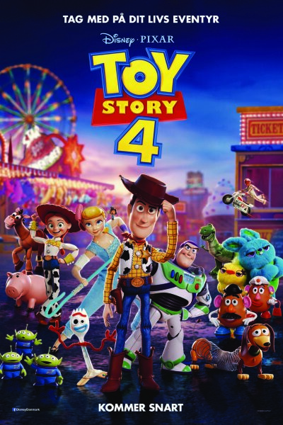Pixar Animation Studios - Toy Story 4 - 3D