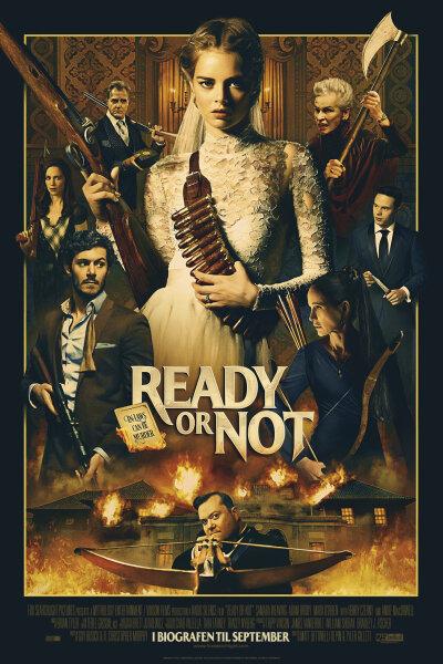 Mythology Entertainment - Ready or Not