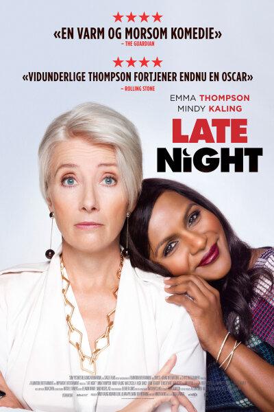 3 Arts Entertainment - Late Night