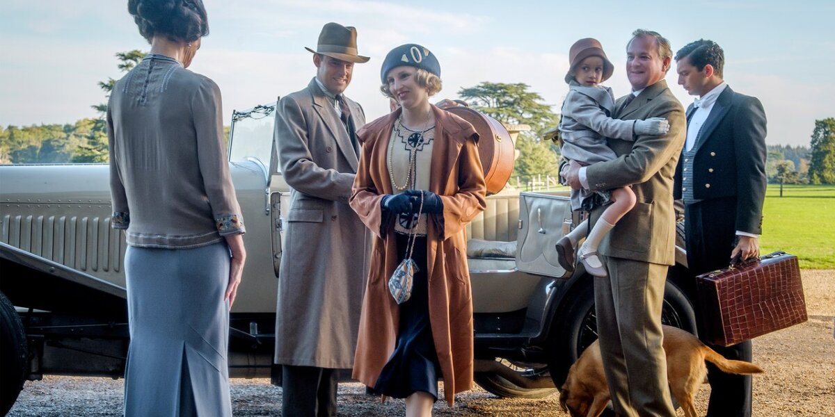 Carnival Film - Downton Abbey