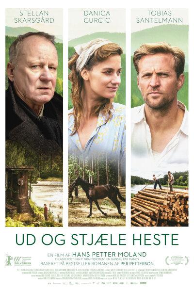 4 1/2 Film - Ud og stjæle heste