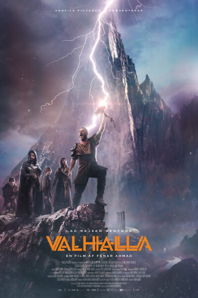 Profile Pictures - Valhalla