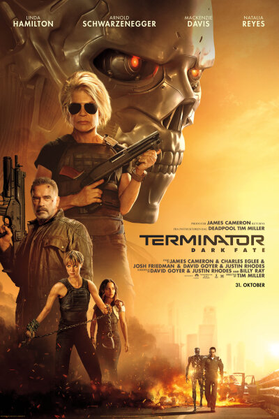 Lightstorm Entertainment - Terminator: Dark Fate