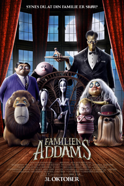 Cinesite Animation - Familien Addams